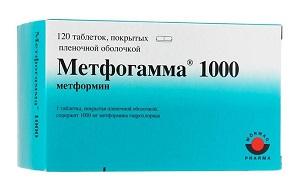 Лечим сахарный диабет препаратом Метфогамма