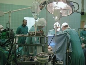 Пересадка поджелудочной железы
