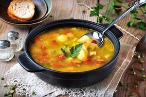 Можно ли гороховый суп при панкреатите