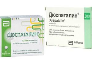 Как помогает дюспаталин при панкреатите