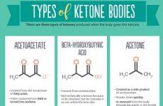 Кетонурия – кетоновые тела в моче