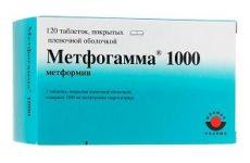 Метфогамма для лечения сахарного диабета