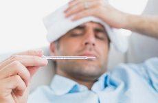 Температура и простуда при сахарном диабете
