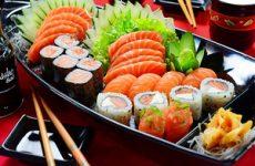 Суши и роллы при панкреатите