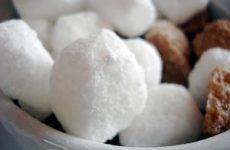 Вред сахарозаменителей