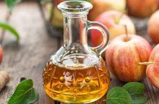 Яблочный уксус при сахарном диабете